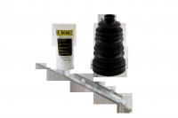 ElastiBoot® Uni-Manschette 6000 Set 1-Ohr-Klemme