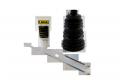 ElastiBoot® Uni-Manschette 6000 Set Kugelverschluss
