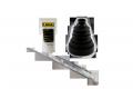ElastiBoot® Uni-Manschette 7004 Set 1-Ohr-Klemme
