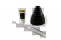 ElastiBoot® Uni-Manschette 9000 Set Kugelverschluss